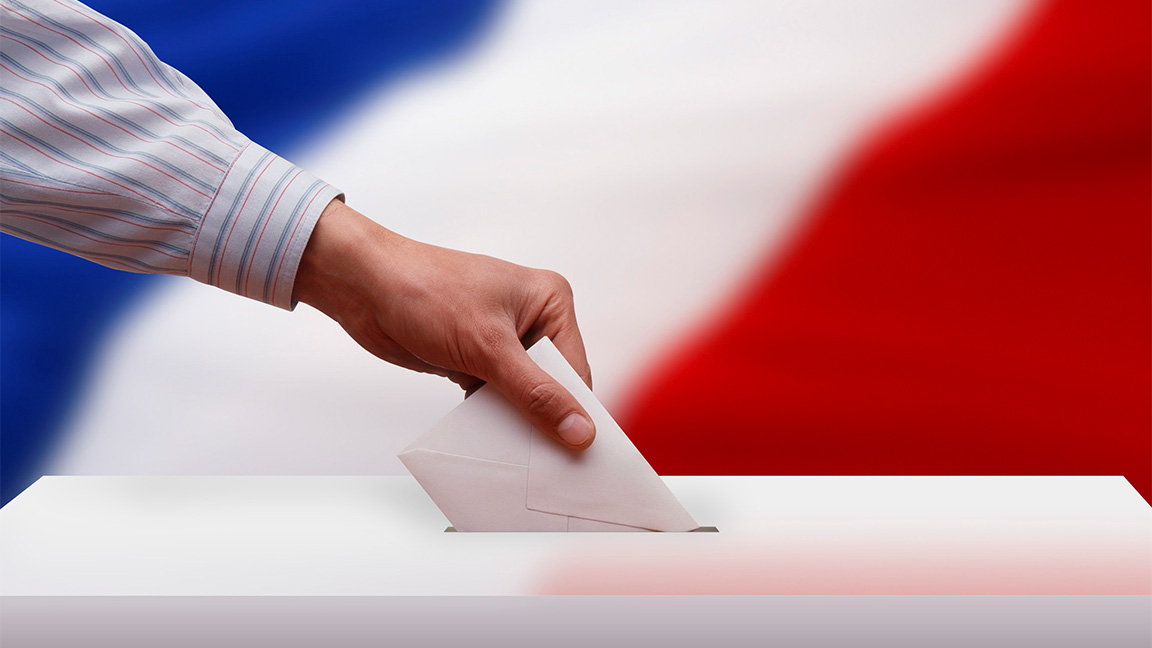 France Votes in Super Cycle Election